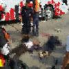 【タイNEWS】転倒したバイクが後続のバスに轢かれる